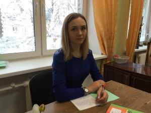 Анна Олеговна Варламова, учитель-логопед